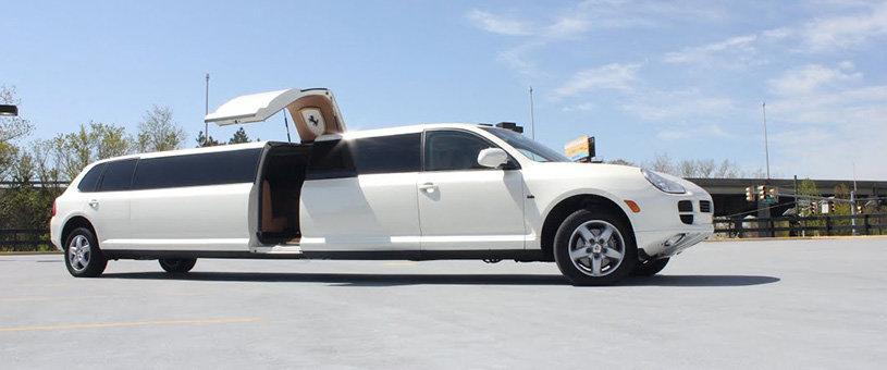 Porsche-Limo