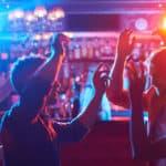 Fontana Nightlife: Party Bus Night Adventure